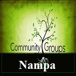 nampa group button